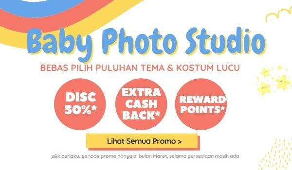 Promo Maret Baby Package